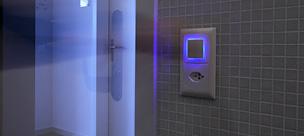 Lichtschalter Mit Led Beleuchtung | Feller Schalter Und Taster